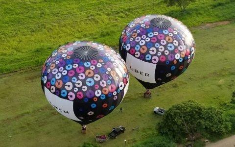 Balão Uber